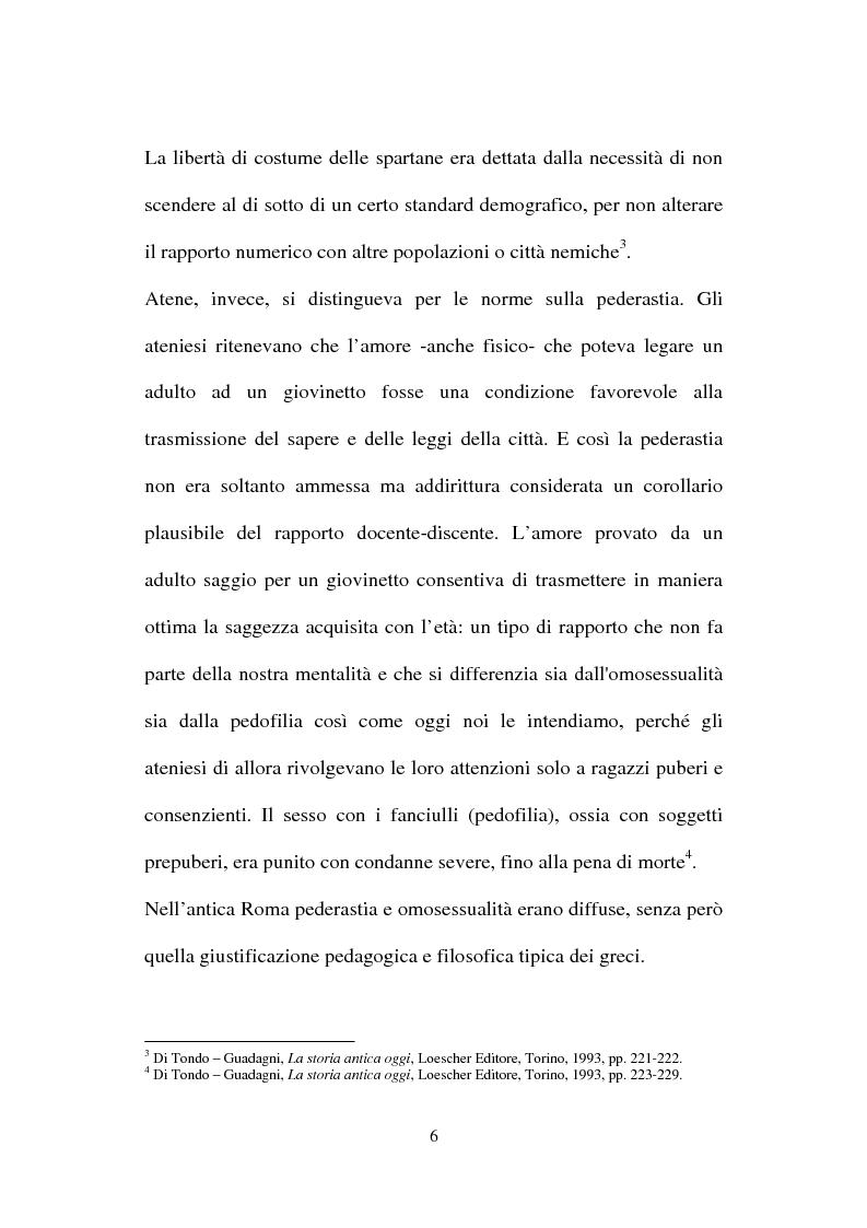 Anteprima della tesi: La nuova normativa penale contro la pedofilia, Pagina 6