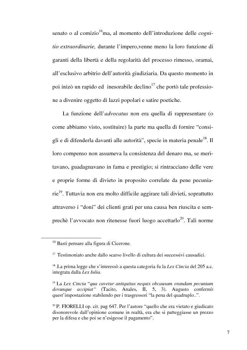 Anteprima della tesi: Le professioni legali in Italia in Età Liberale, Pagina 10