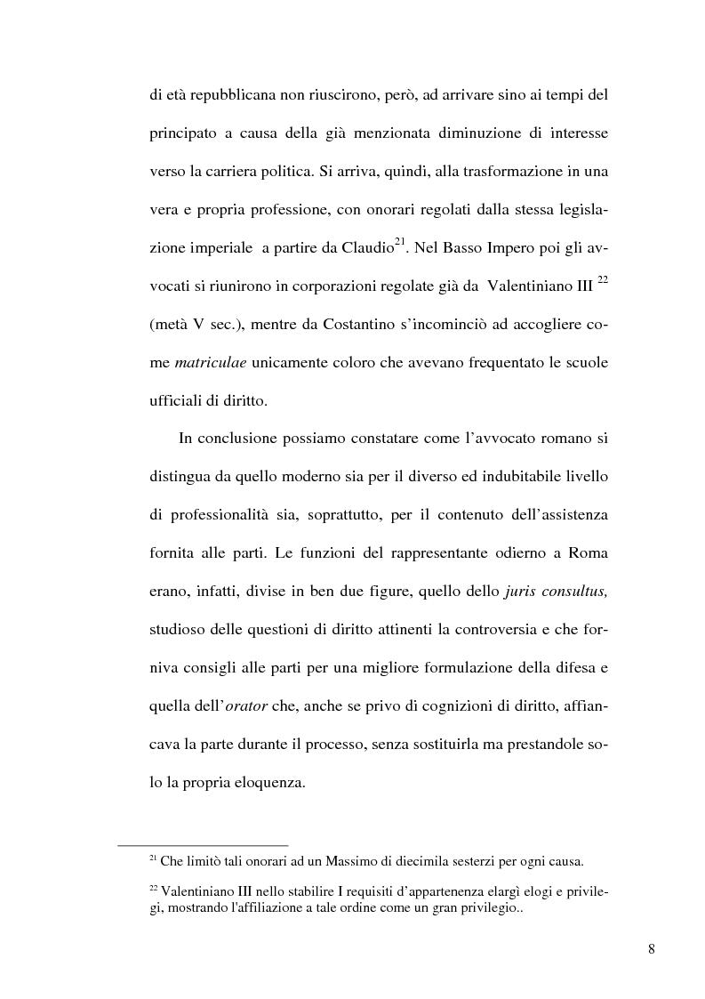 Anteprima della tesi: Le professioni legali in Italia in Età Liberale, Pagina 11