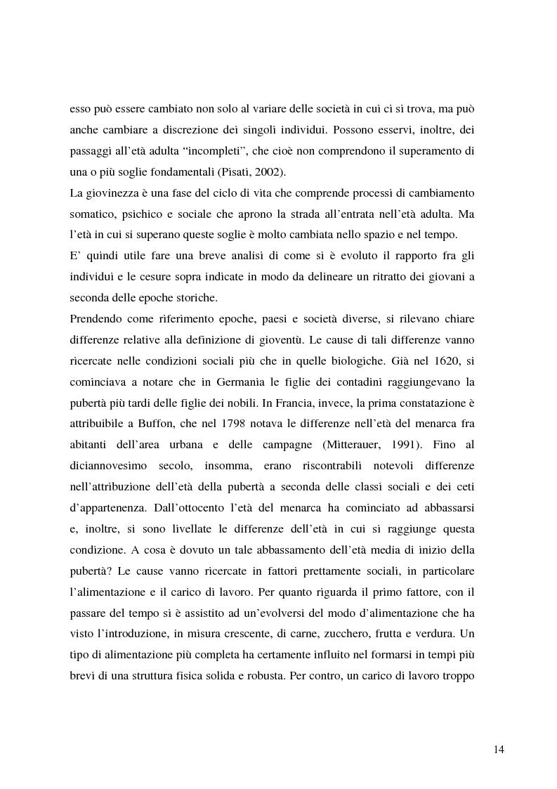 Anteprima della tesi: Identità giovanile e aggregazione antagonista: il caso della scena rave a Milano, Pagina 12