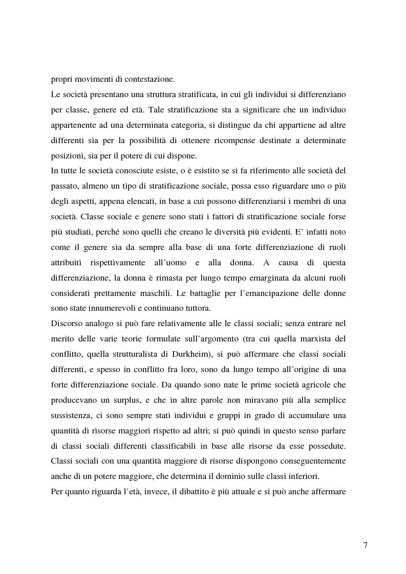 Anteprima della tesi: Identità giovanile e aggregazione antagonista: il caso della scena rave a Milano, Pagina 5