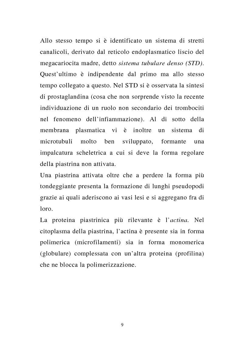 Anteprima della tesi: Porpora Trombocitopenica Idiopatica, Pagina 9