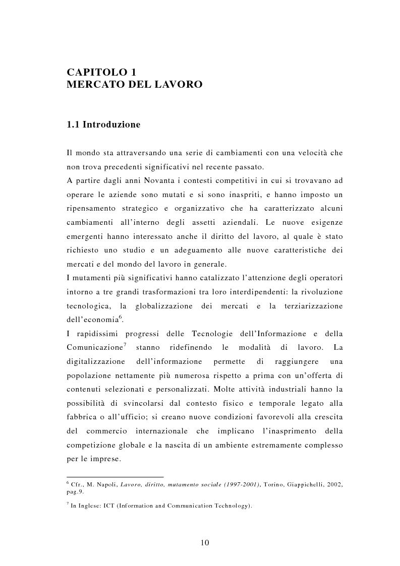 Anteprima della tesi: Il lavoro interinale, Pagina 6
