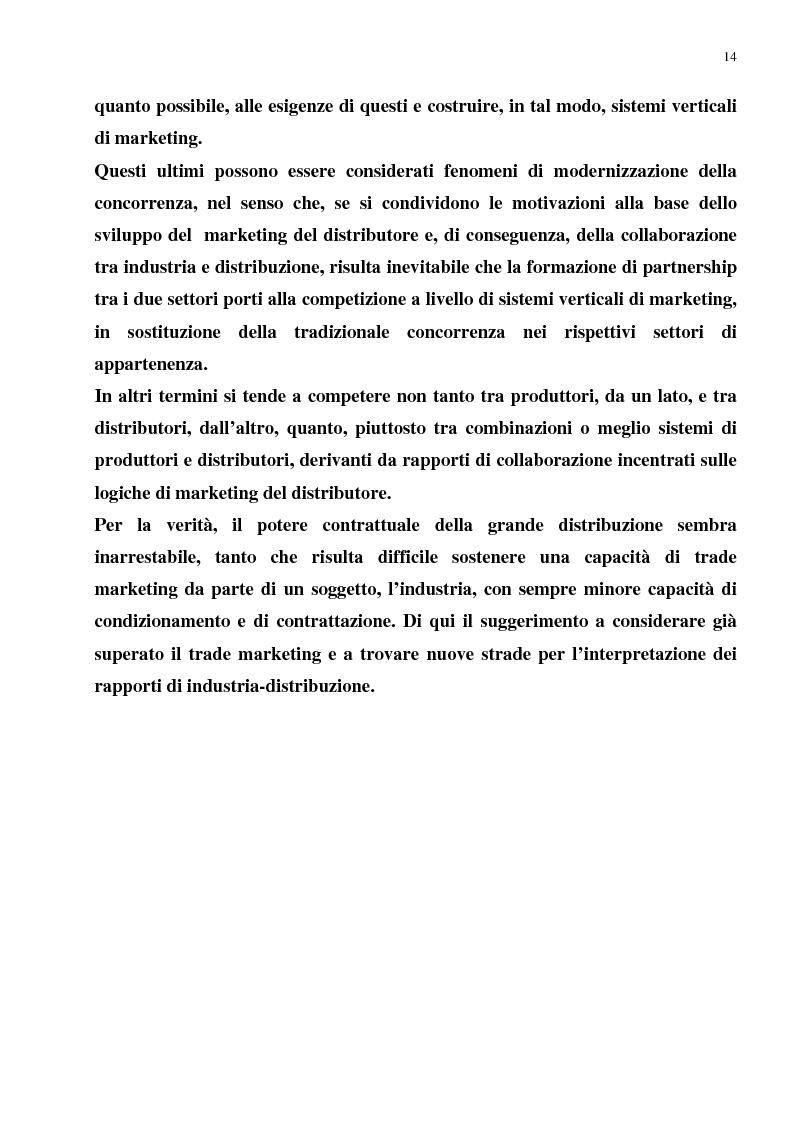 Anteprima della tesi: Il Merchandising come strumento di comunicazione nella grande distribuzione : Il gruppo Carrefour GS., Pagina 10