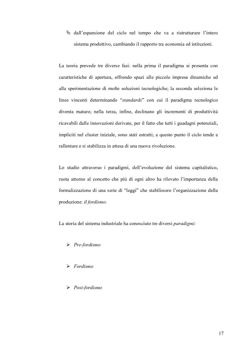 Anteprima della tesi: L'Economia della Conoscenza. Il distretto ICT Torino Wireless, Pagina 14