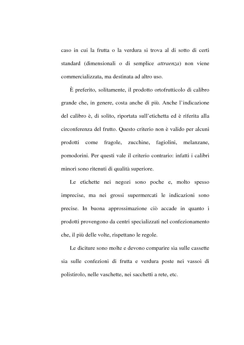 Anteprima della tesi: L'etichetta come vantaggio competitivo per le imprese alimentari, Pagina 6