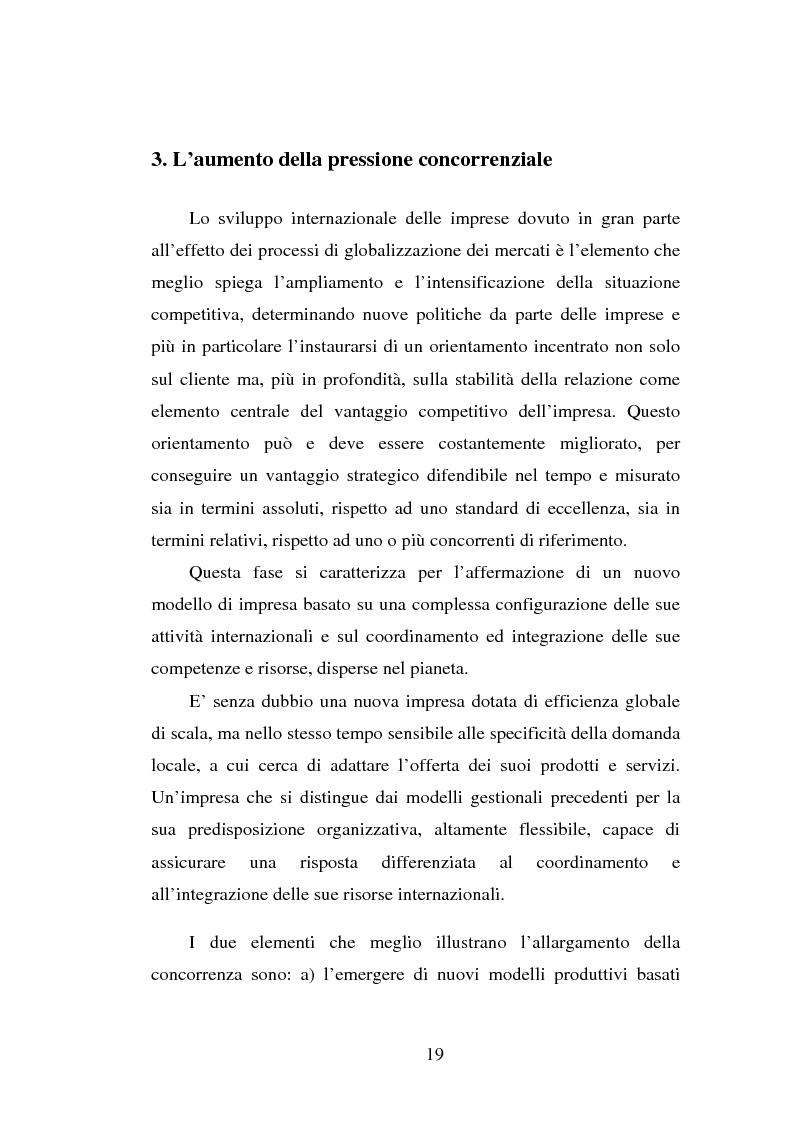 Anteprima della tesi: Micromarketing e carta fedeltà nella distribuzione moderna, Pagina 13