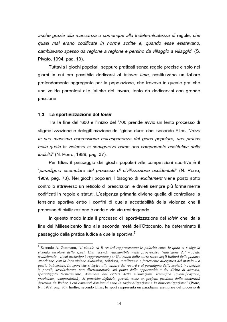 Anteprima della tesi: Le strategie di comunicazione delle società calcistiche italiane, Pagina 8