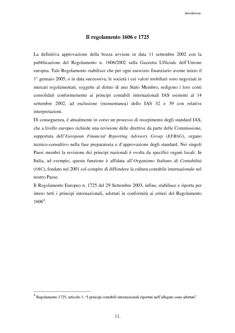 Anteprima della tesi: Business Combinations e Impairment Test: il caso Entrium - Bipop, Pagina 7