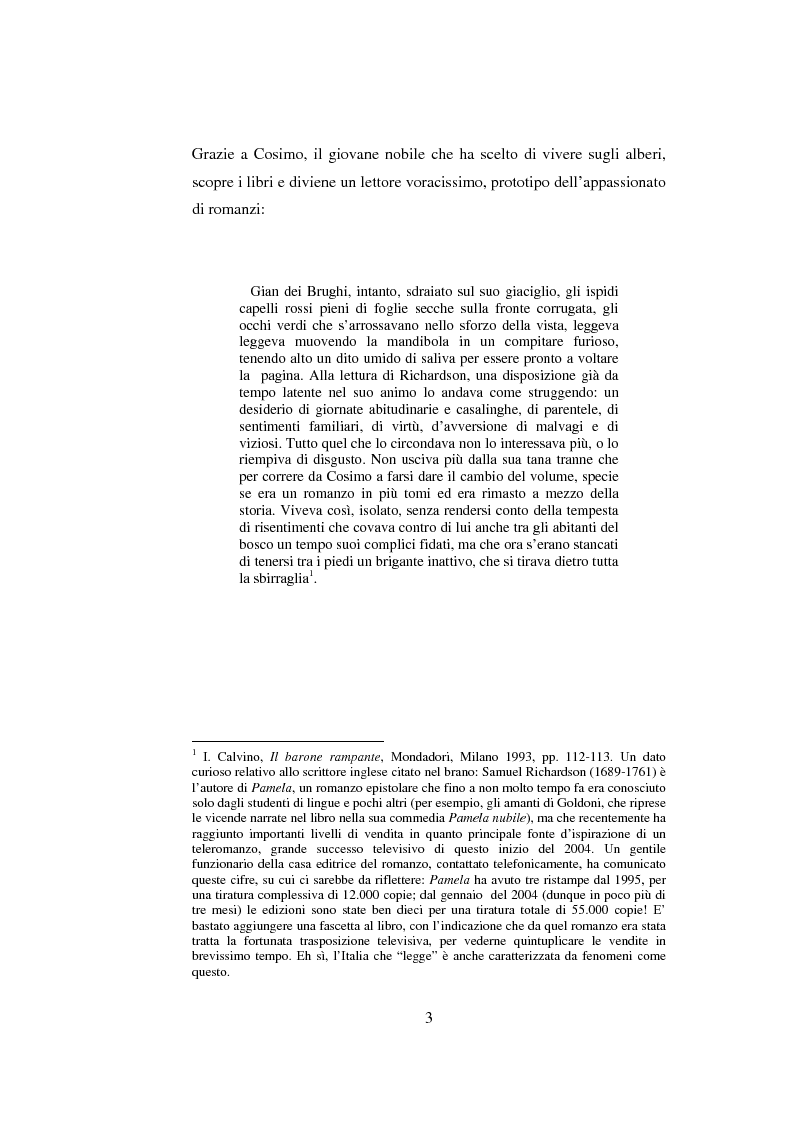 Anteprima della tesi: Quasi come Gian dei Brughi. Valore pegagogico e funzione della lettura ad alta voce nella scuola elementare, Pagina 3