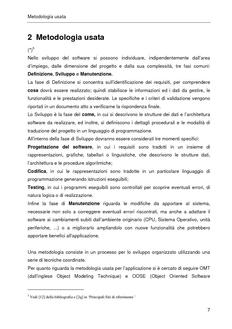 Anteprima della tesi: E-CRM. Progetto e realizzazione di un 'e-mall' orientato al cliente., Pagina 2