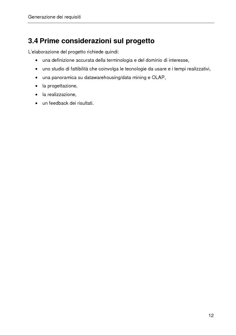 Anteprima della tesi: E-CRM. Progetto e realizzazione di un 'e-mall' orientato al cliente., Pagina 7