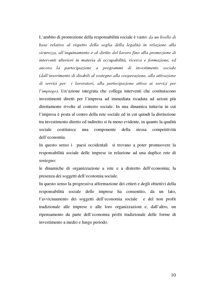 Anteprima della tesi: Marketing Sociale e sostenibilità sociale Nei Paesi del Terzo Mondo, Pagina 10