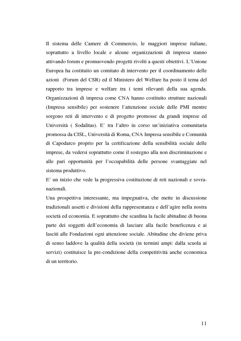 Anteprima della tesi: Marketing Sociale e sostenibilità sociale Nei Paesi del Terzo Mondo, Pagina 11