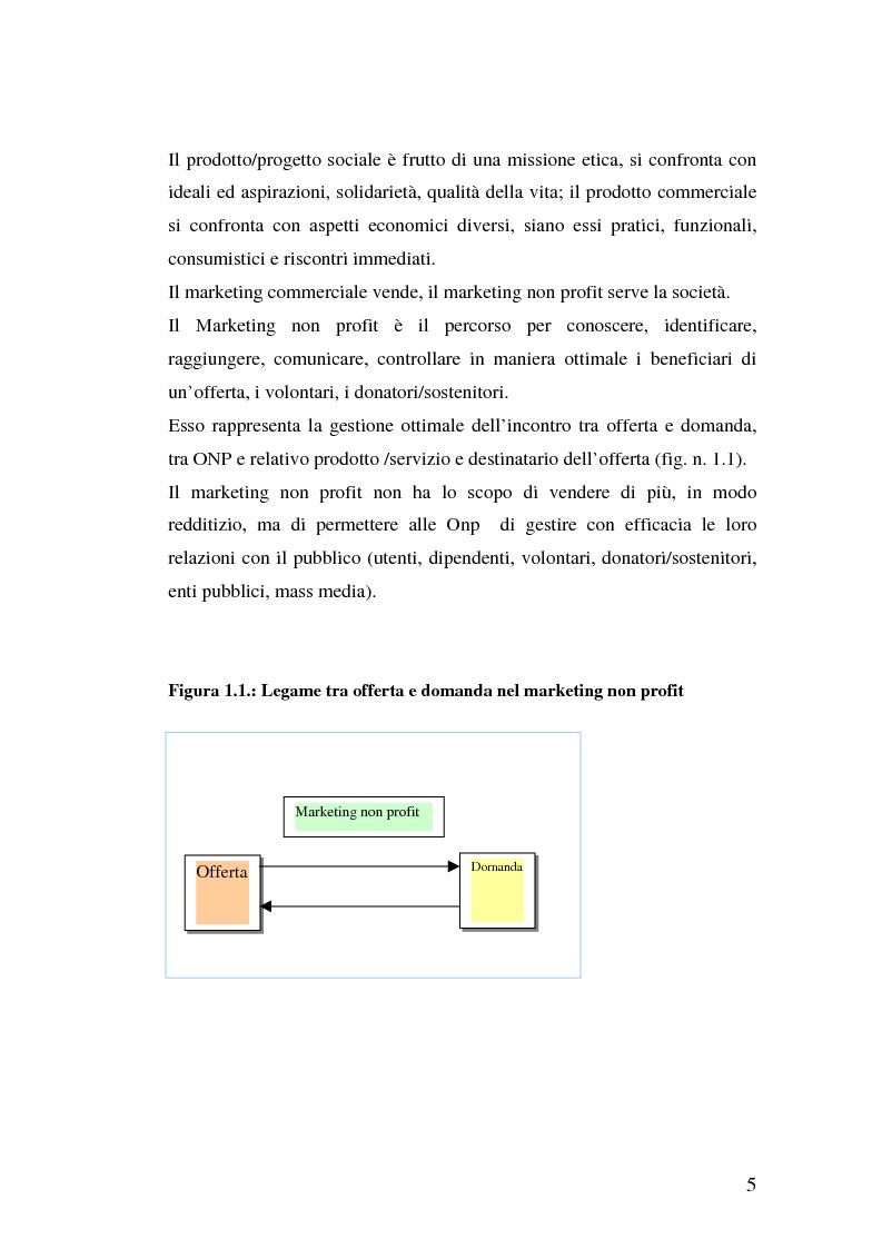 Anteprima della tesi: Marketing Sociale e sostenibilità sociale Nei Paesi del Terzo Mondo, Pagina 5