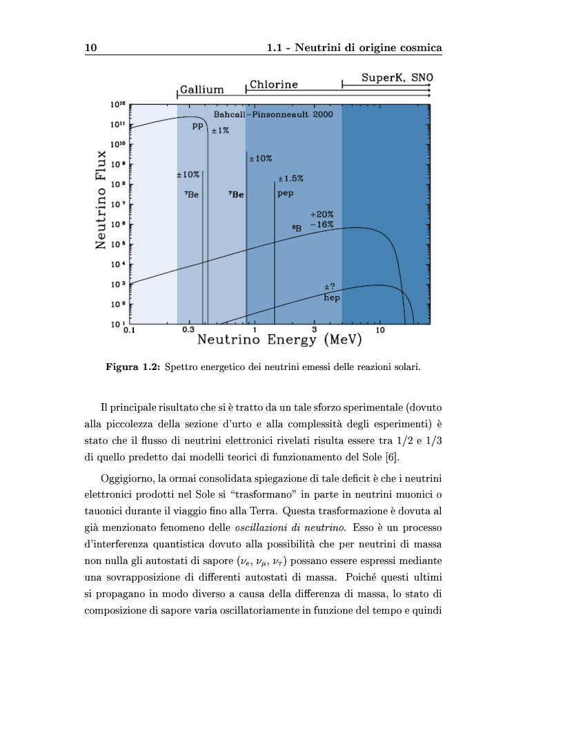 Anteprima della tesi: Disegno del sistema generale di trigger dell'esperimento ICARUS, progettazione e realizzazione della scheda di primo livello, Pagina 10