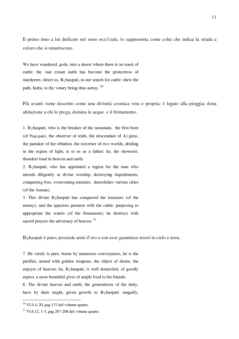 Anteprima della tesi: Il sistema LOKAYATA: analisi delle principali scuole materialistiche indiane, Pagina 11