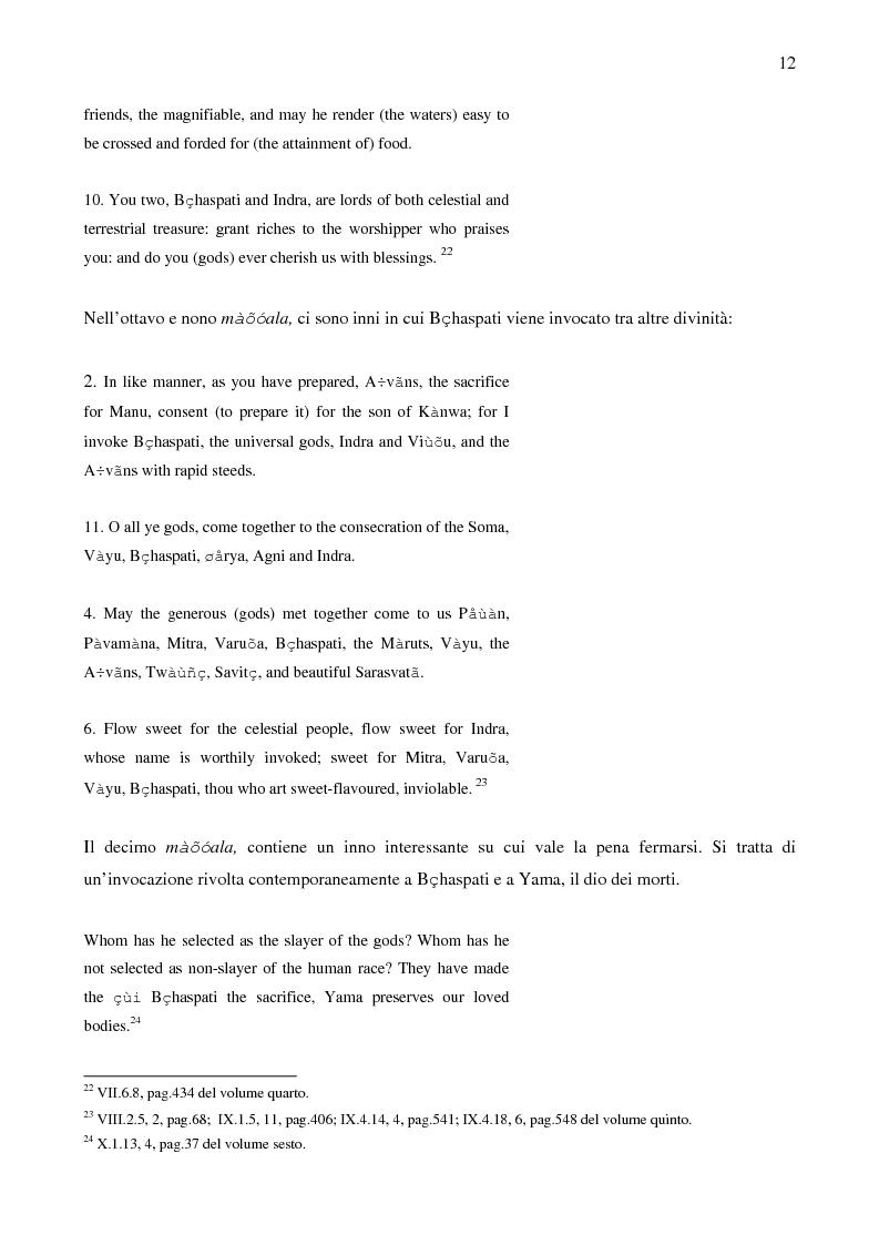Anteprima della tesi: Il sistema LOKAYATA: analisi delle principali scuole materialistiche indiane, Pagina 12
