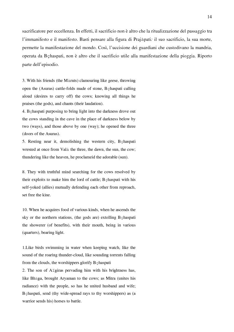 Anteprima della tesi: Il sistema LOKAYATA: analisi delle principali scuole materialistiche indiane, Pagina 14
