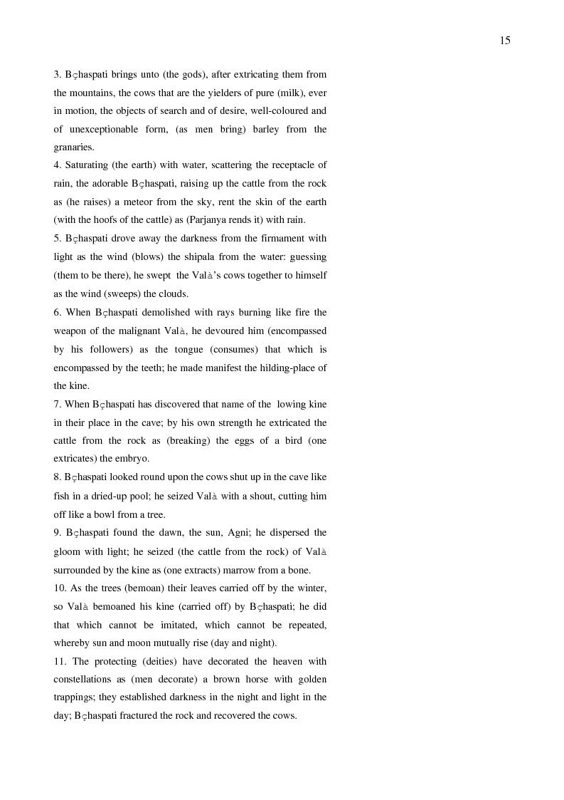 Anteprima della tesi: Il sistema LOKAYATA: analisi delle principali scuole materialistiche indiane, Pagina 15