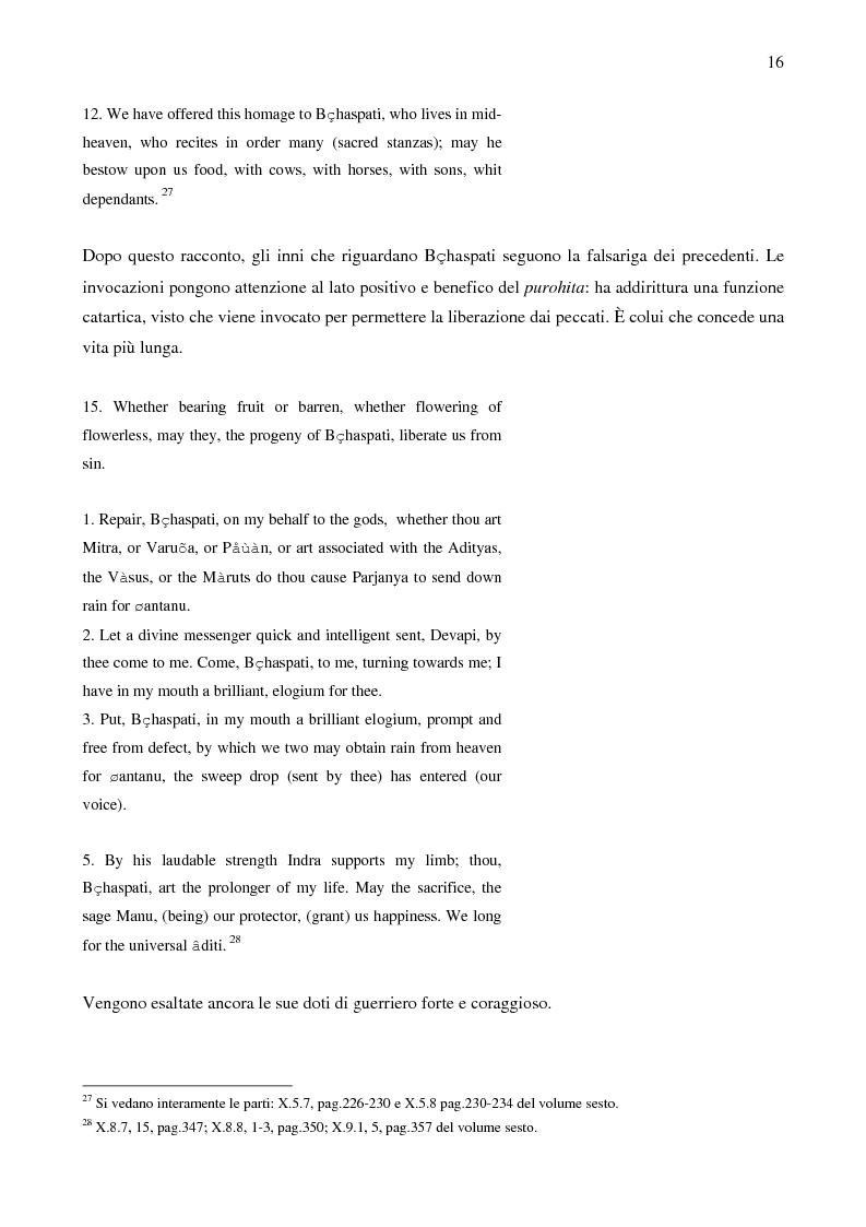 Anteprima della tesi: Il sistema LOKAYATA: analisi delle principali scuole materialistiche indiane, Pagina 16