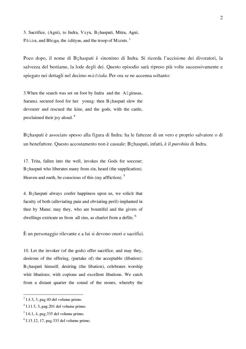 Anteprima della tesi: Il sistema LOKAYATA: analisi delle principali scuole materialistiche indiane, Pagina 2