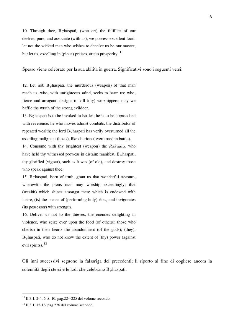 Anteprima della tesi: Il sistema LOKAYATA: analisi delle principali scuole materialistiche indiane, Pagina 6