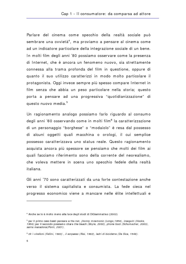 Anteprima della tesi: Soldi in fumo? Imprese e impegno sociale: l'efficacia della comunicazione del cause related marketing relativa ad alcuni casi italiani, Pagina 9