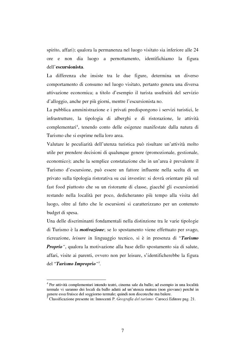 Anteprima della tesi: Il turismo online, Pagina 4