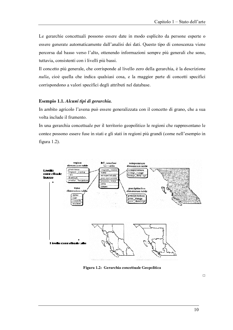 Anteprima della tesi: Ambiente logico per il Clustering Spazio-Temporale, Pagina 10