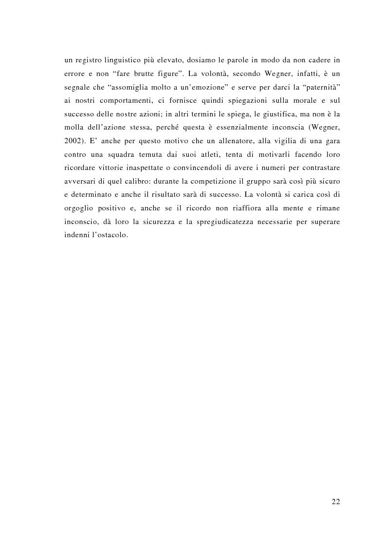 Anteprima della tesi: Comunicazione e sport: il caso della pallavolo, Pagina 13