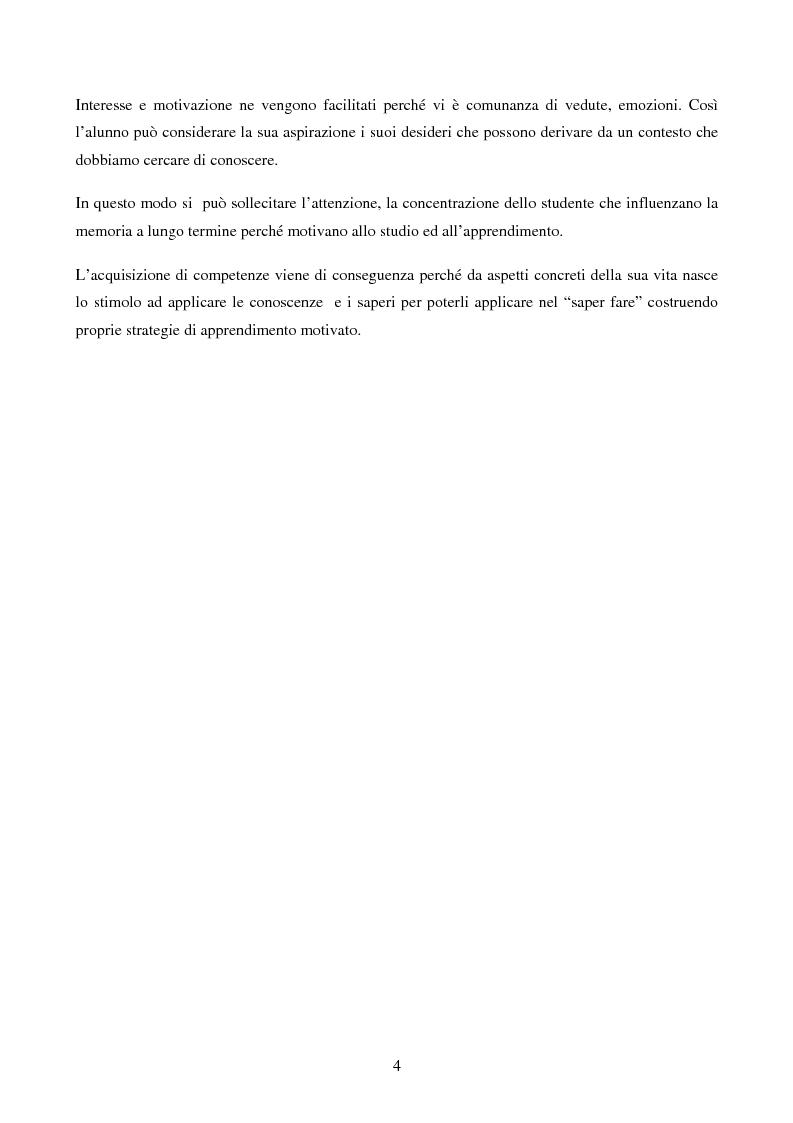 Anteprima della tesi: L'educazione contestualizzata in un caso di diparesi spastica, Pagina 3