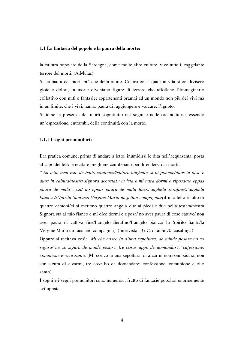 Anteprima della tesi: I riti funebri nelle popolazioni eschimesi e sarda, Pagina 6