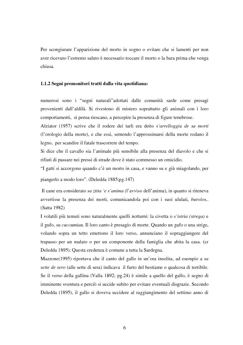 Anteprima della tesi: I riti funebri nelle popolazioni eschimesi e sarda, Pagina 8
