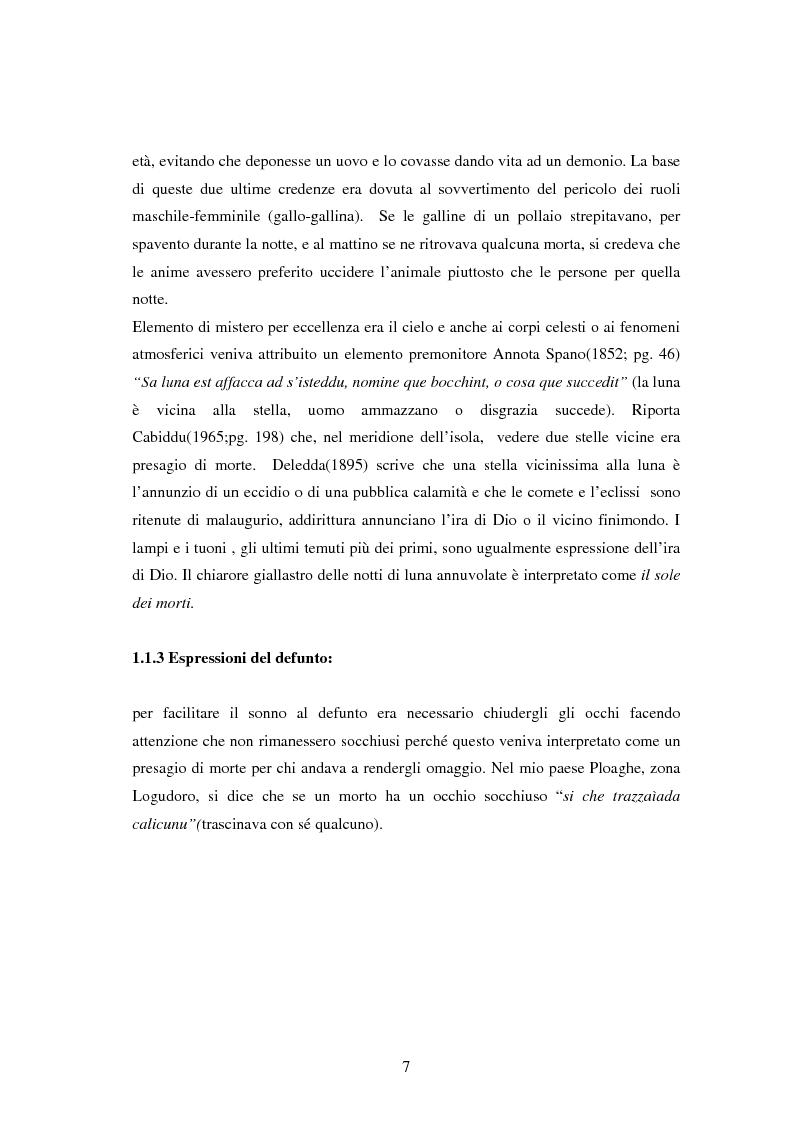 Anteprima della tesi: I riti funebri nelle popolazioni eschimesi e sarda, Pagina 9