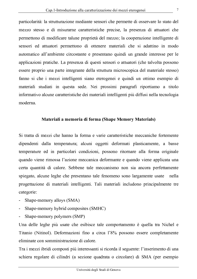 Anteprima della tesi: Caratterizzazione elettromagnetica di materiali lineari e non lineari, Pagina 6