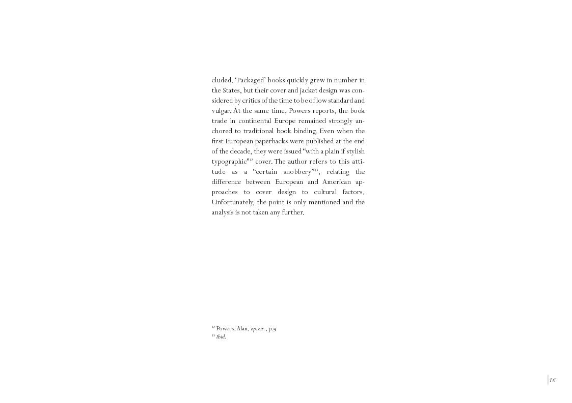 Anteprima della tesi: Book Cover design and National Culture, Pagina 7
