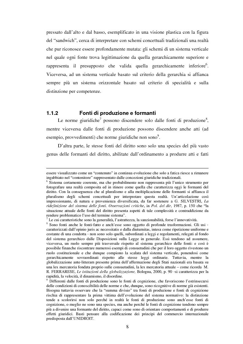 Anteprima della tesi: La posizione istituzionale della CONSOB e i suoi poteri di normazione secondaria, Pagina 2