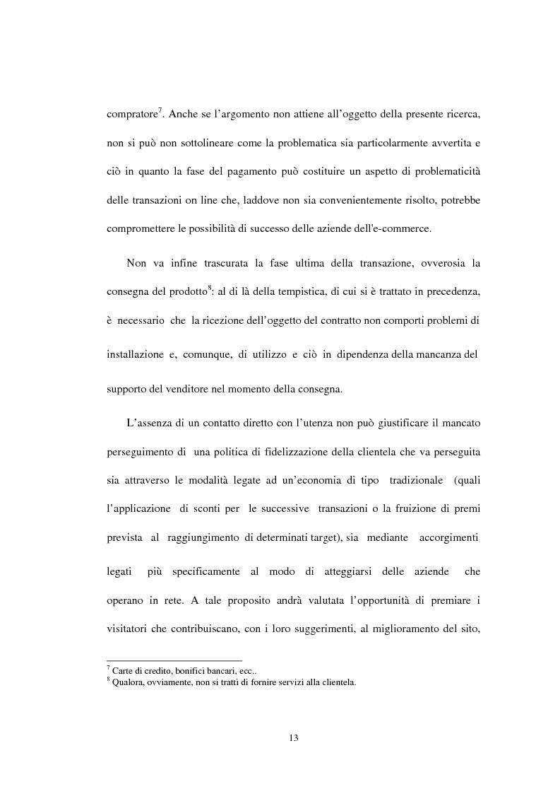 Anteprima della tesi: E-Finance: le nuove frontiere del commercio online, Pagina 13