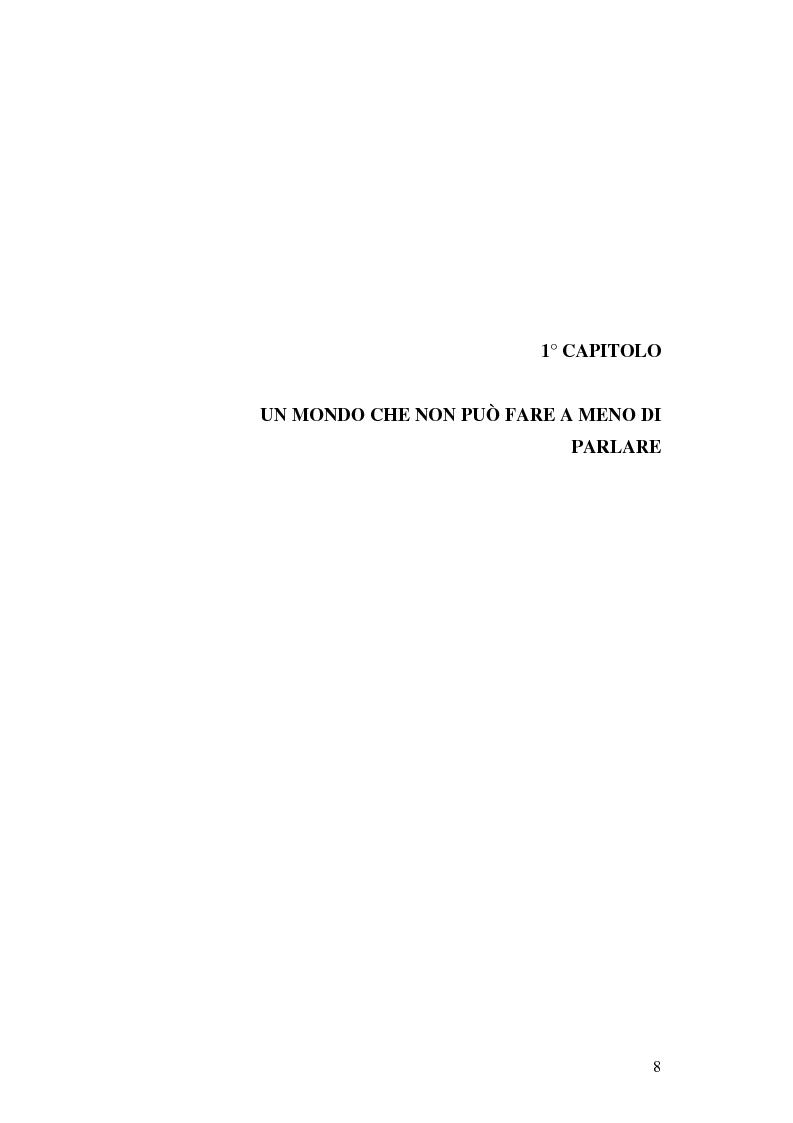 Anteprima della tesi: Evoluzione di un concetto: Sneakers da scarpe da tennis a filosofia di vita. Ruolo della pubblicità, Pagina 5