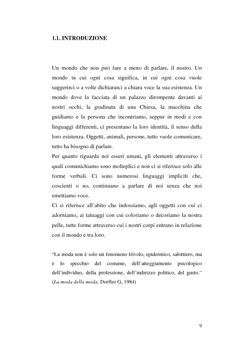 Anteprima della tesi: Evoluzione di un concetto: Sneakers da scarpe da tennis a filosofia di vita. Ruolo della pubblicità, Pagina 6