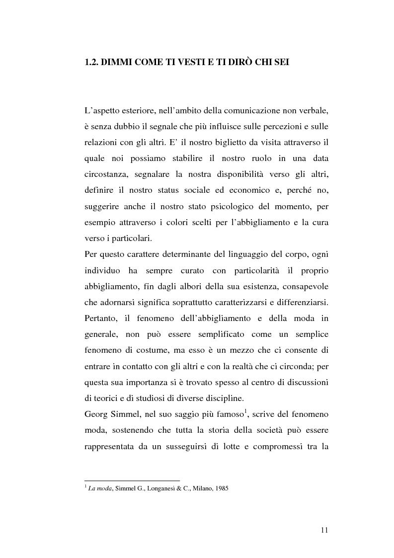 Anteprima della tesi: Evoluzione di un concetto: Sneakers da scarpe da tennis a filosofia di vita. Ruolo della pubblicità, Pagina 8