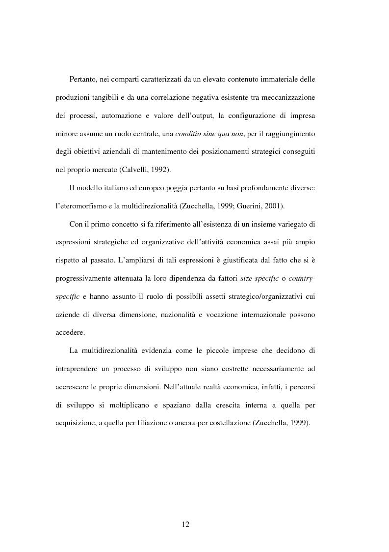 Anteprima della tesi: L'internazionalizzazione delle PMI, Pagina 10