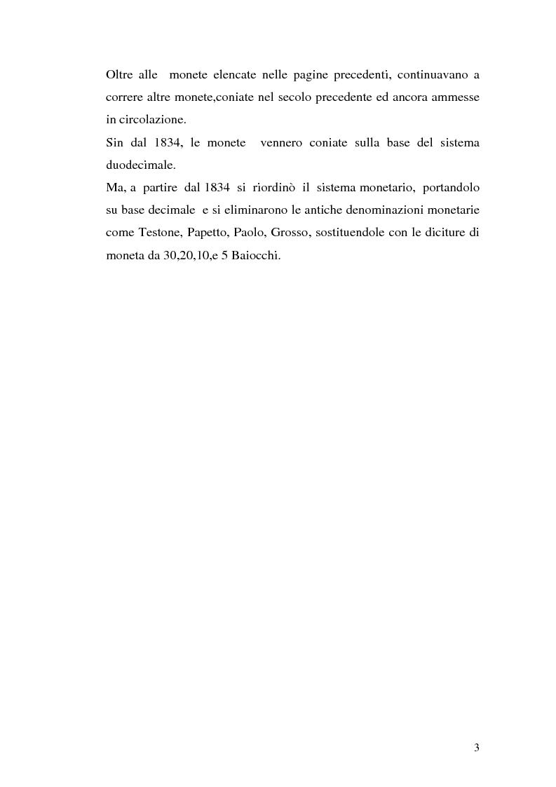 Anteprima della tesi: La borsa di Roma dal 1847 al 1860, Pagina 5
