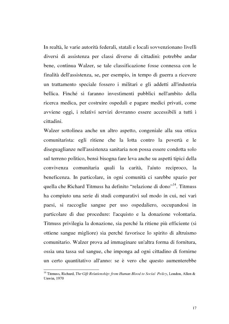 Anteprima della tesi: Filosofie della giustizia e azione affermativa, Pagina 14