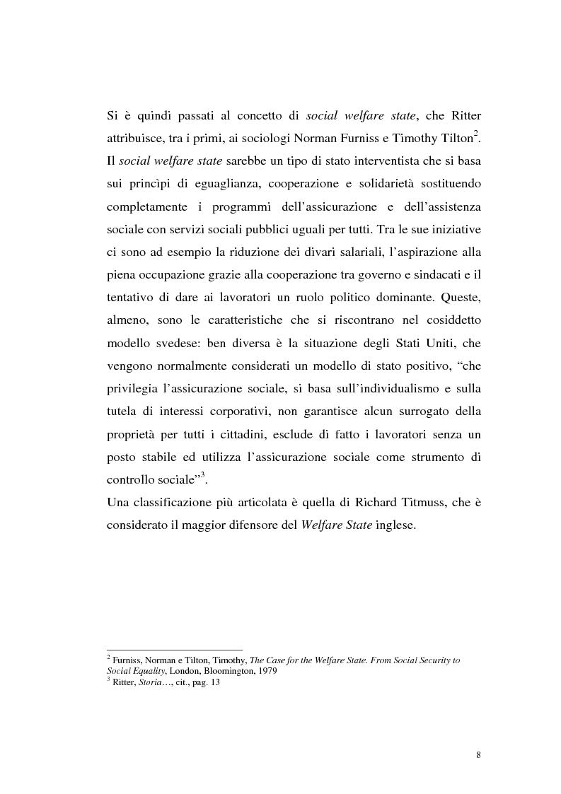 Anteprima della tesi: Filosofie della giustizia e azione affermativa, Pagina 5