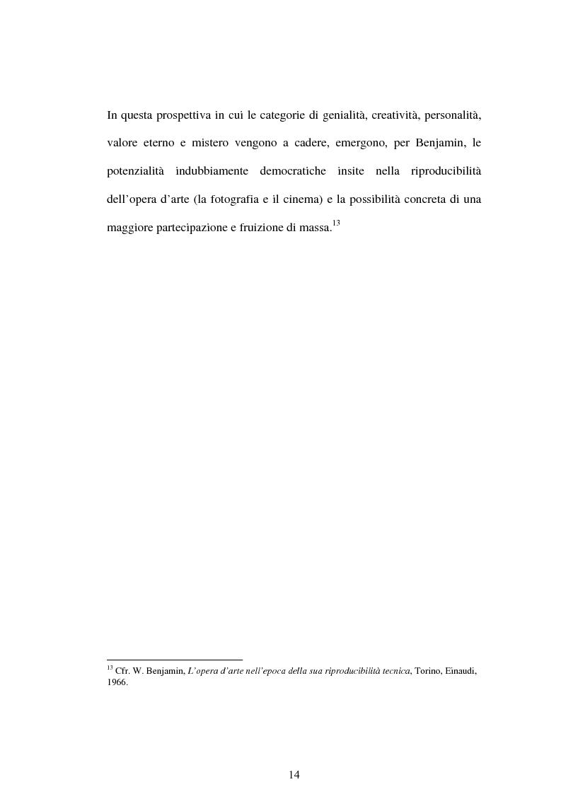 Anteprima della tesi: La comunicazione ''nel pallone''. Il calcio come motore del successo mediale., Pagina 14