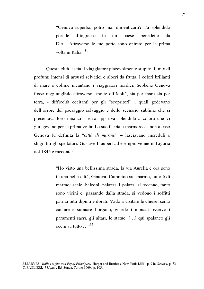 Anteprima della tesi: Nietzsche, la Liguria e Genova: i luoghi come archetipi., Pagina 10