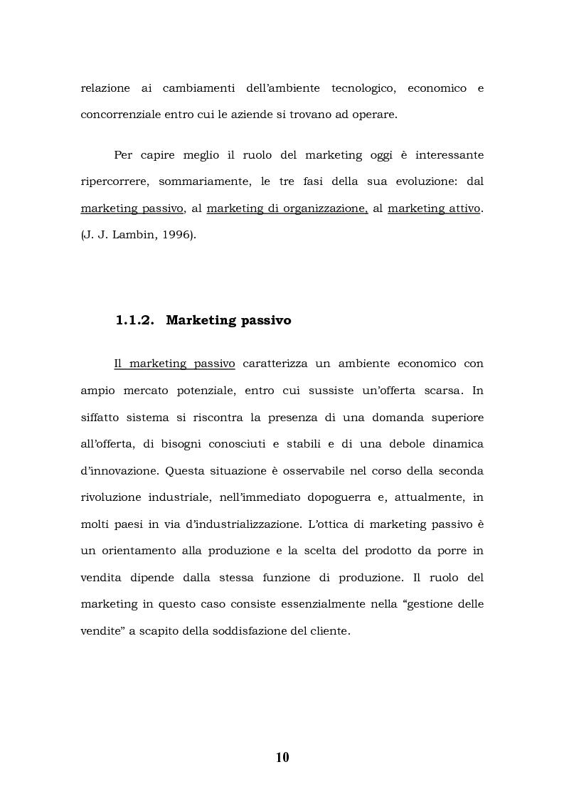 Anteprima della tesi: Tecnologie Informatiche e Internet Marketing, Pagina 6