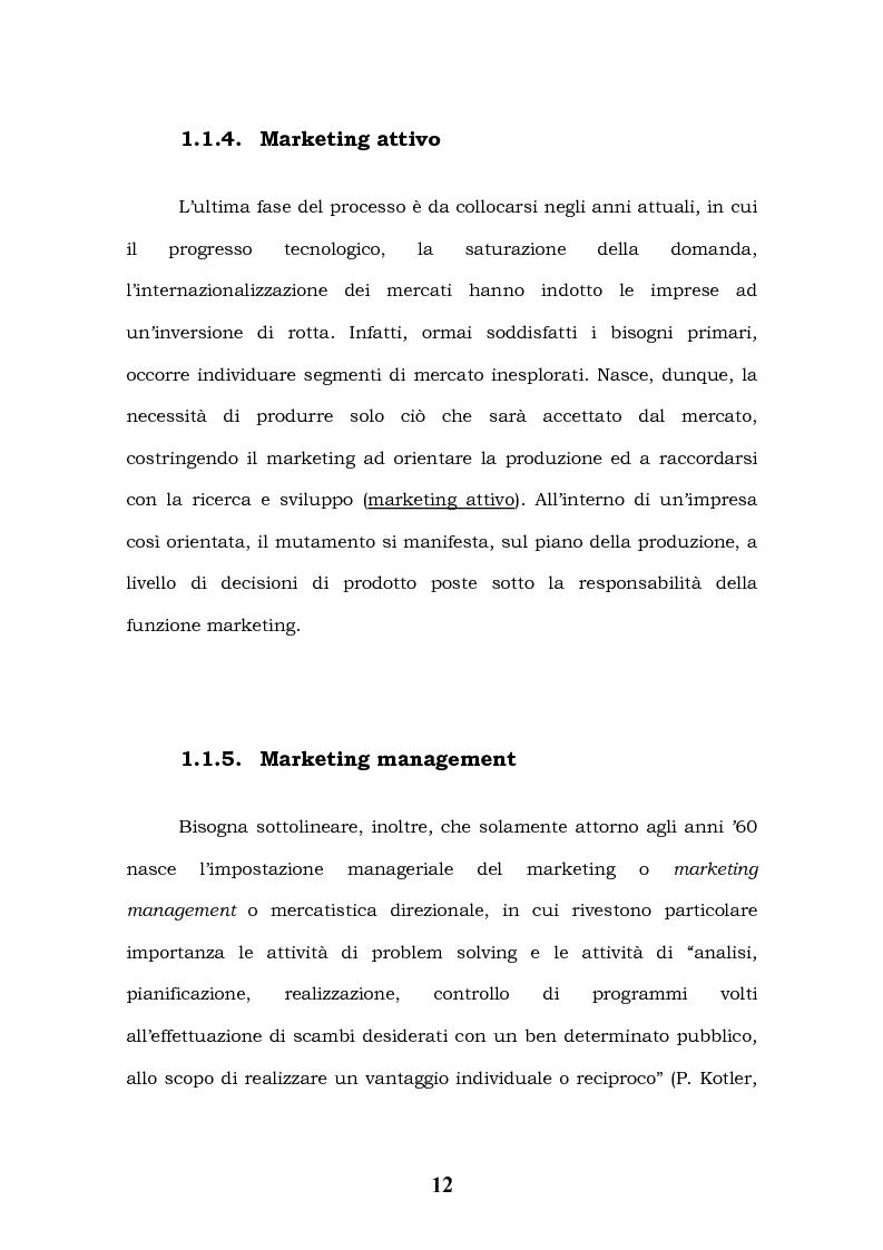 Anteprima della tesi: Tecnologie Informatiche e Internet Marketing, Pagina 8